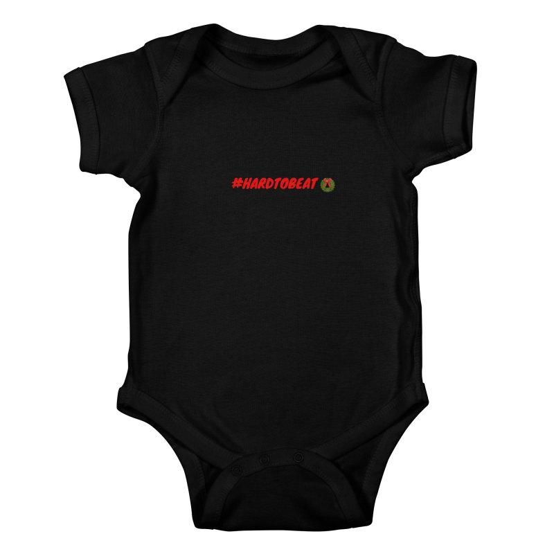#HARDTOBEAT - CHRISTMAS Kids Baby Bodysuit by Hard To Beat