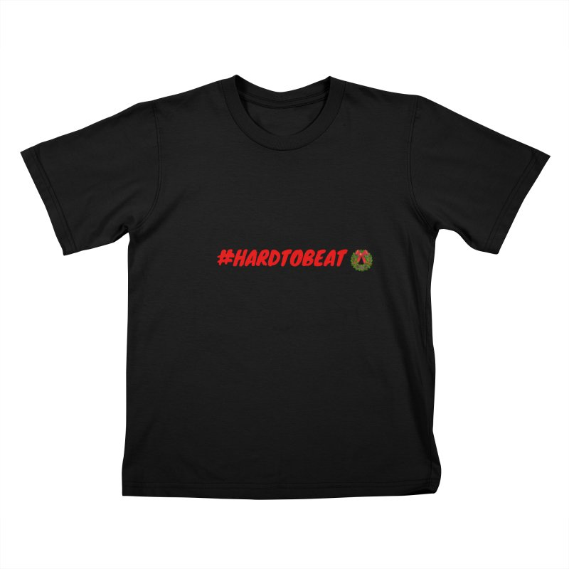 #HARDTOBEAT - CHRISTMAS Kids T-Shirt by Hard To Beat