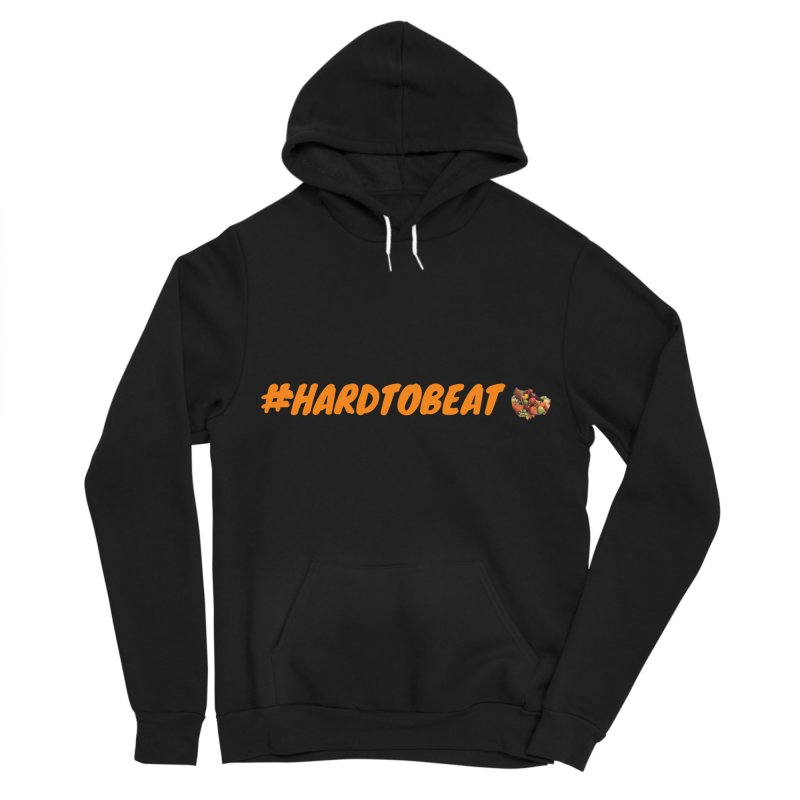 #HARDTOBEAT - THANKSGIVING Women's Sponge Fleece Pullover Hoody by Hard To Beat
