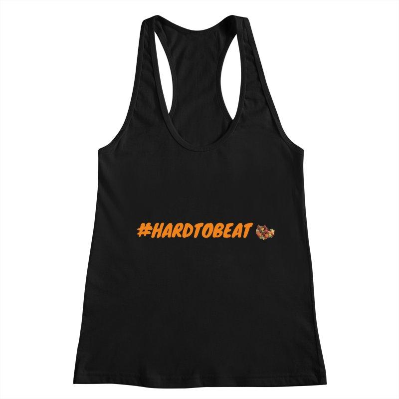 #HARDTOBEAT - THANKSGIVING Women's Racerback Tank by Hard To Beat