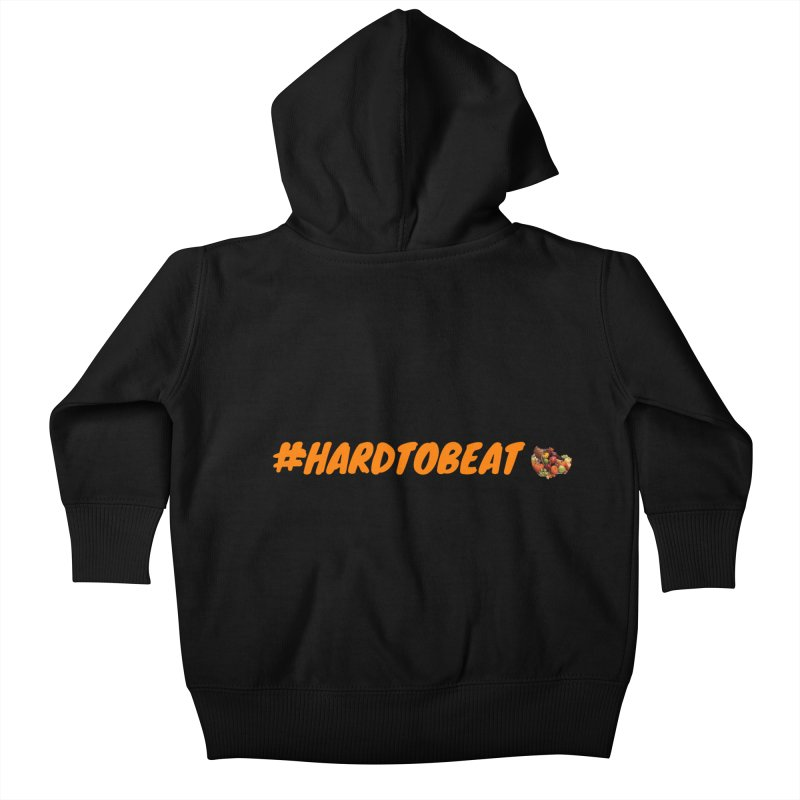 #HARDTOBEAT - THANKSGIVING Kids Baby Zip-Up Hoody by Hard To Beat