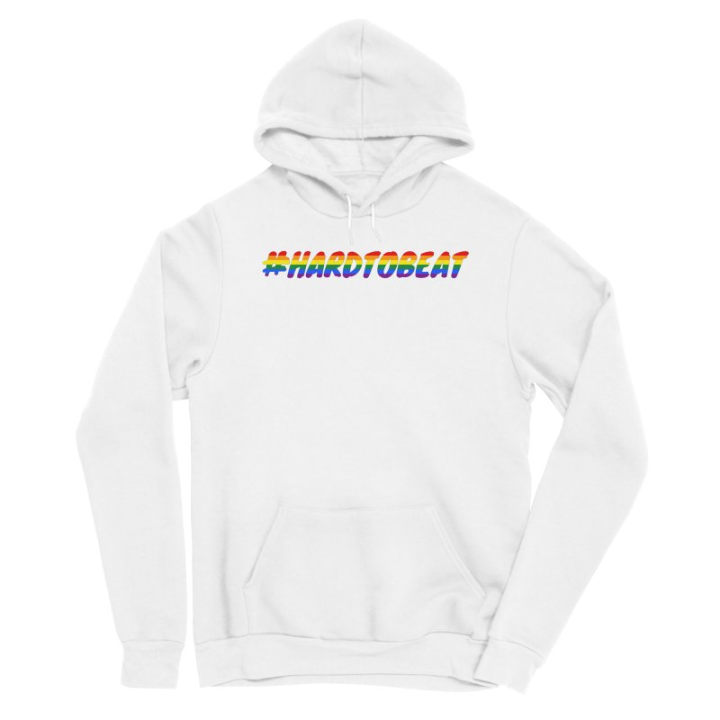 #HARDTOBEAT - LGBT Pride Month Men's Pullover Hoody by Hard To Beat