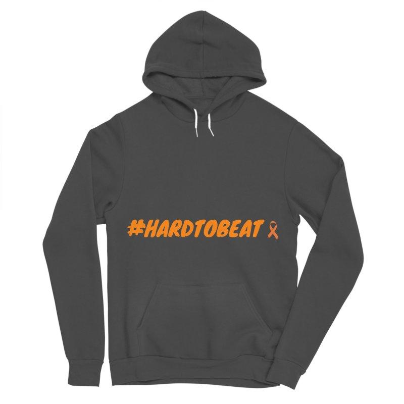 #HARDTOBEAT - NATIONAL KIDNEY MONTH Women's Sponge Fleece Pullover Hoody by Hard To Beat