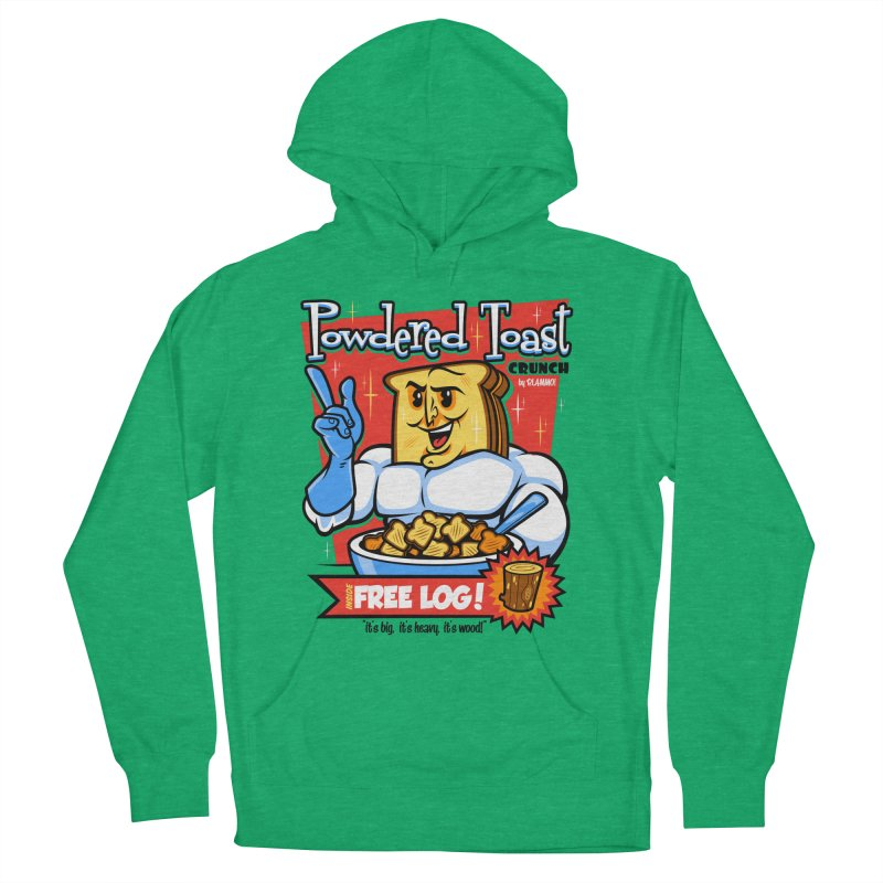 Powdered Toast Crunch Women's Pullover Hoody by harebrained's Artist Shop