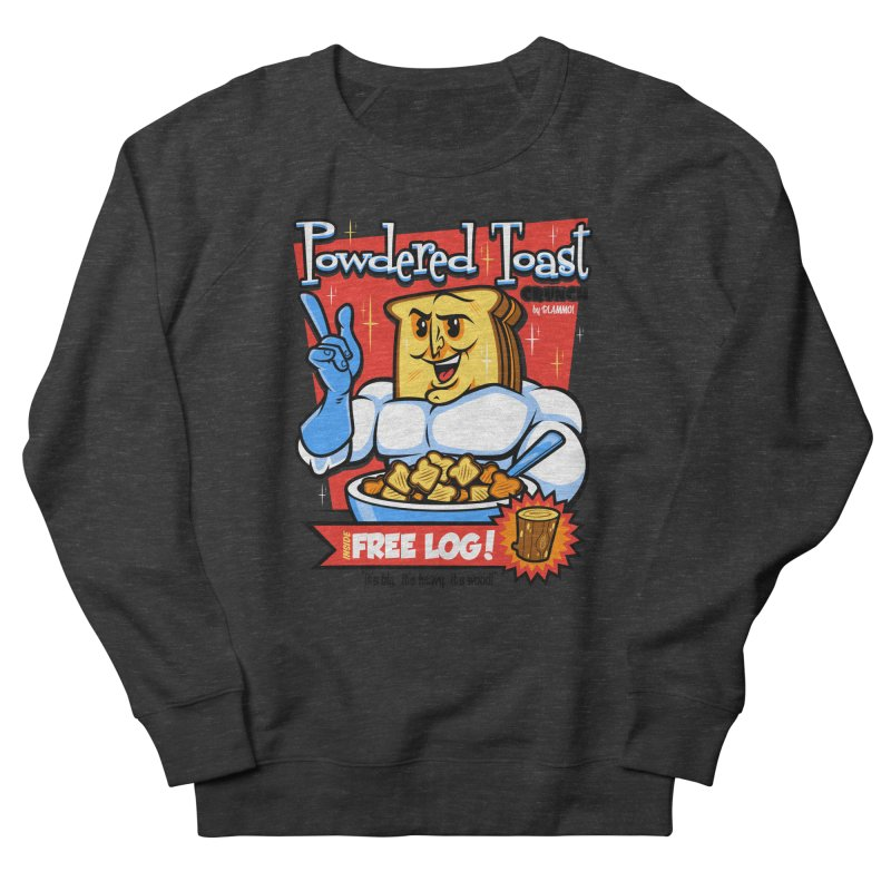 Powdered Toast Crunch Women's Sweatshirt by harebrained's Artist Shop