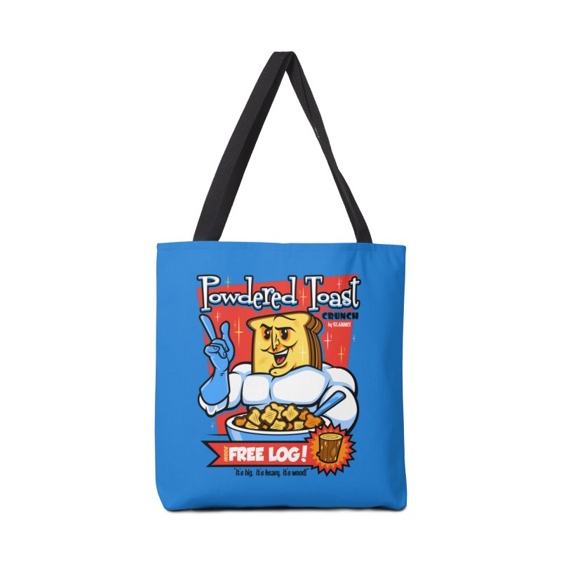 Powdered Toast Crunch Accessories Bag by harebrained's Artist Shop