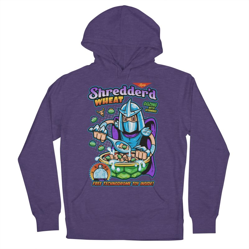 Shredder'd Wheat Women's Pullover Hoody by harebrained's Artist Shop