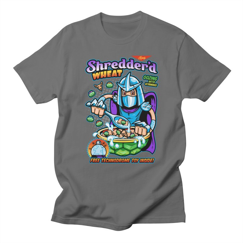 Shredder'd Wheat   by harebrained's Artist Shop