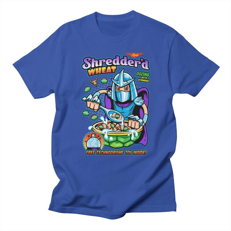 Shredder'd Wheat Women's Unisex T-Shirt by harebrained's Artist Shop