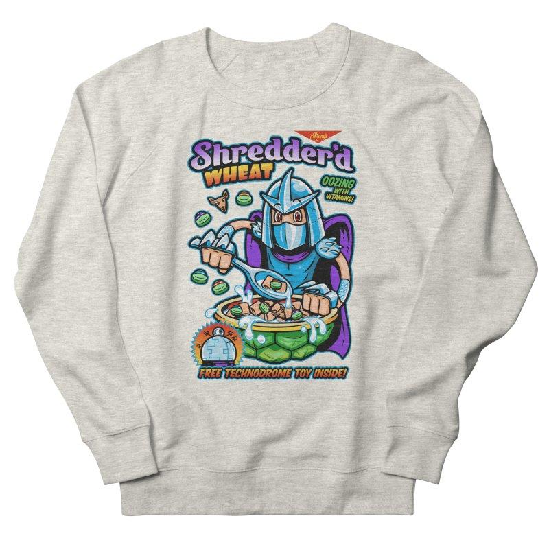 Shredder'd Wheat Women's Sweatshirt by harebrained's Artist Shop