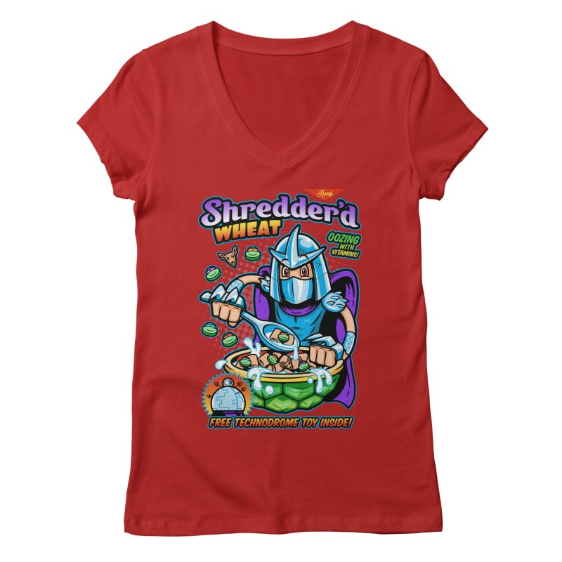 Shredder'd Wheat   by harebrained's Artist Shop
