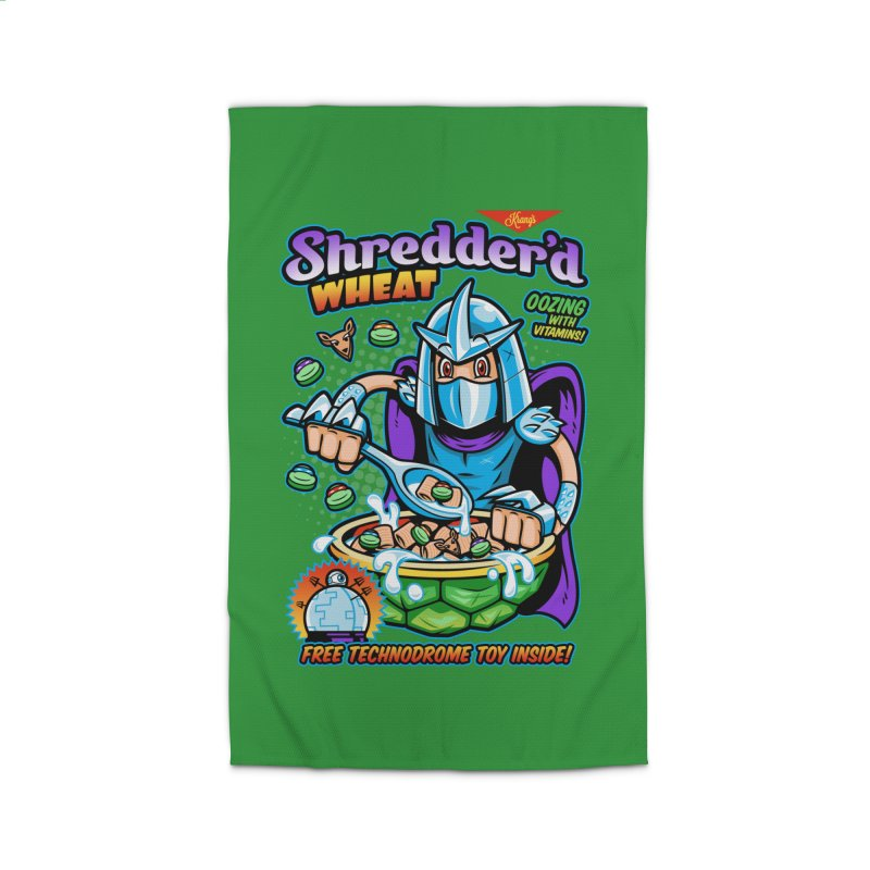 Shredder'd Wheat Home Rug by harebrained's Artist Shop