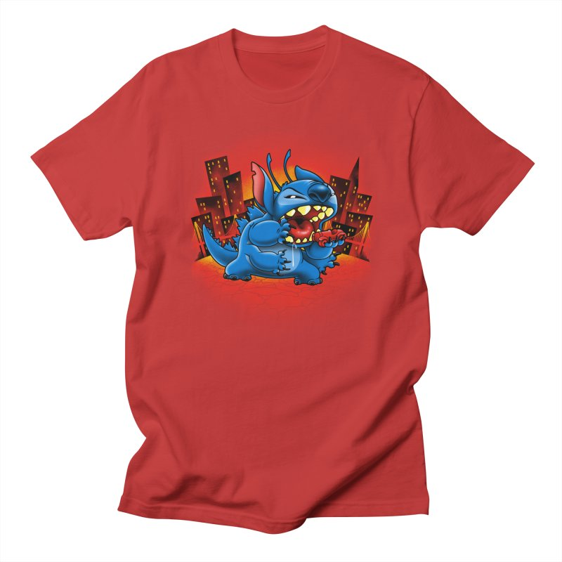 Stitchzilla Women's Regular Unisex T-Shirt by harebrained's Artist Shop