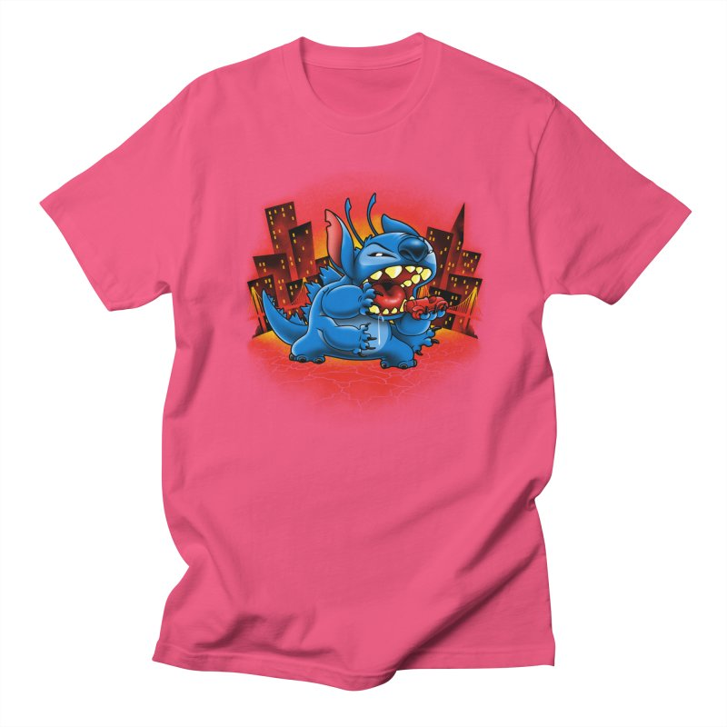 Stitchzilla Women's Unisex T-Shirt by harebrained's Artist Shop