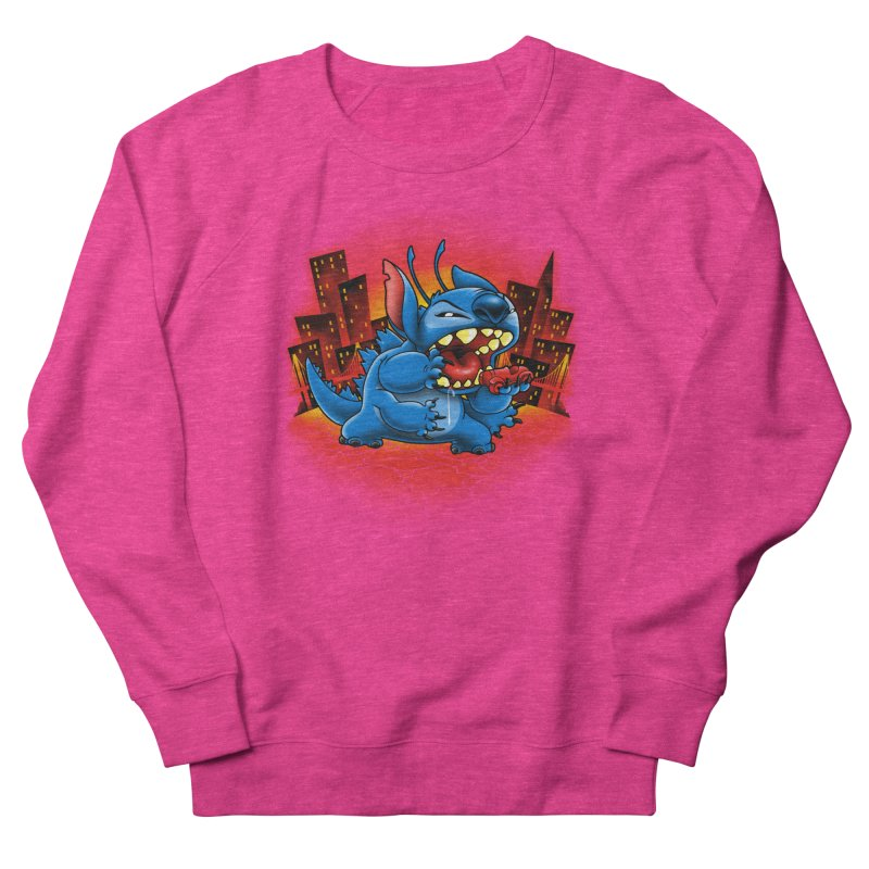 Stitchzilla Women's Sweatshirt by harebrained's Artist Shop