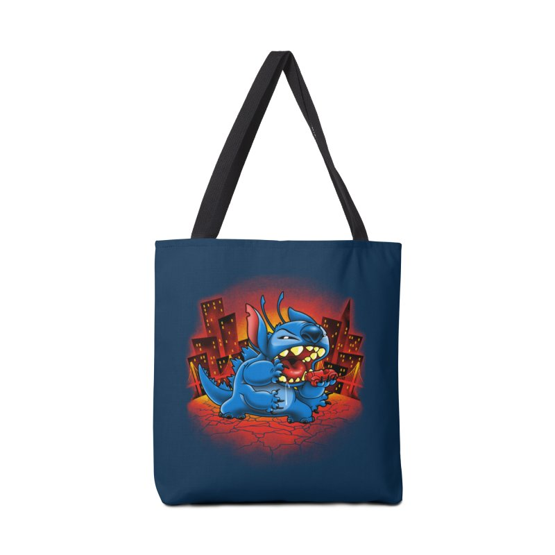 Stitchzilla Accessories Bag by harebrained's Artist Shop