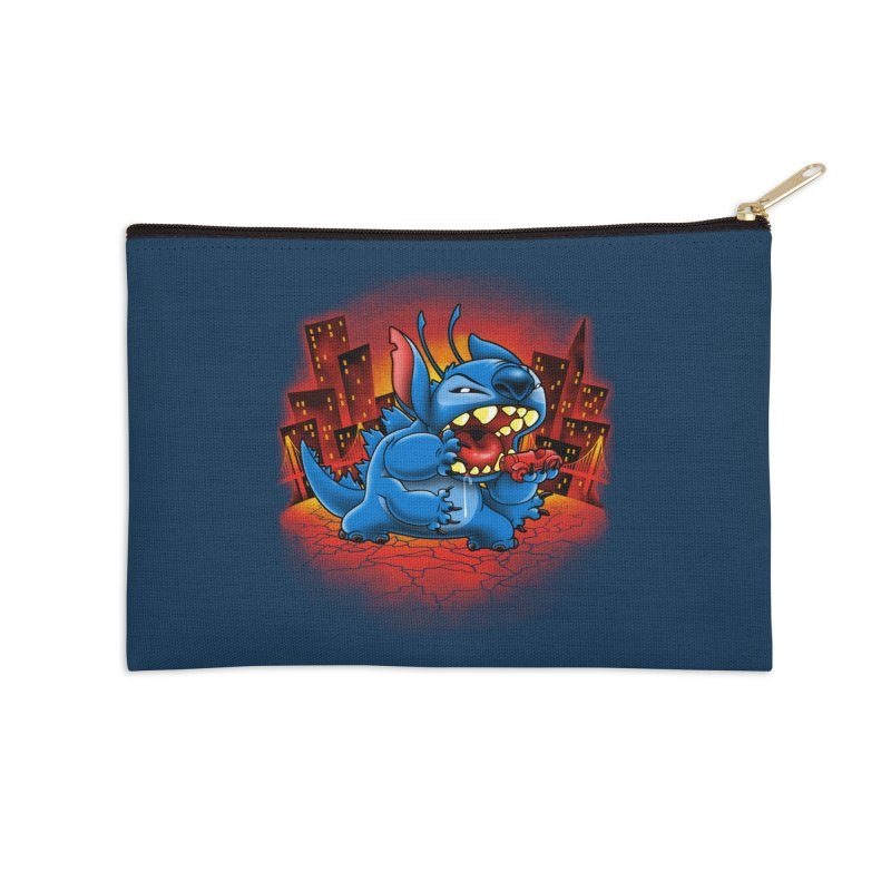 Stitchzilla Accessories Zip Pouch by harebrained's Artist Shop