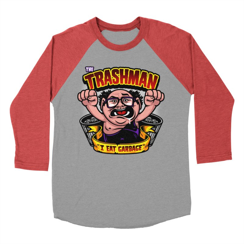 The Trashman   by harebrained's Artist Shop