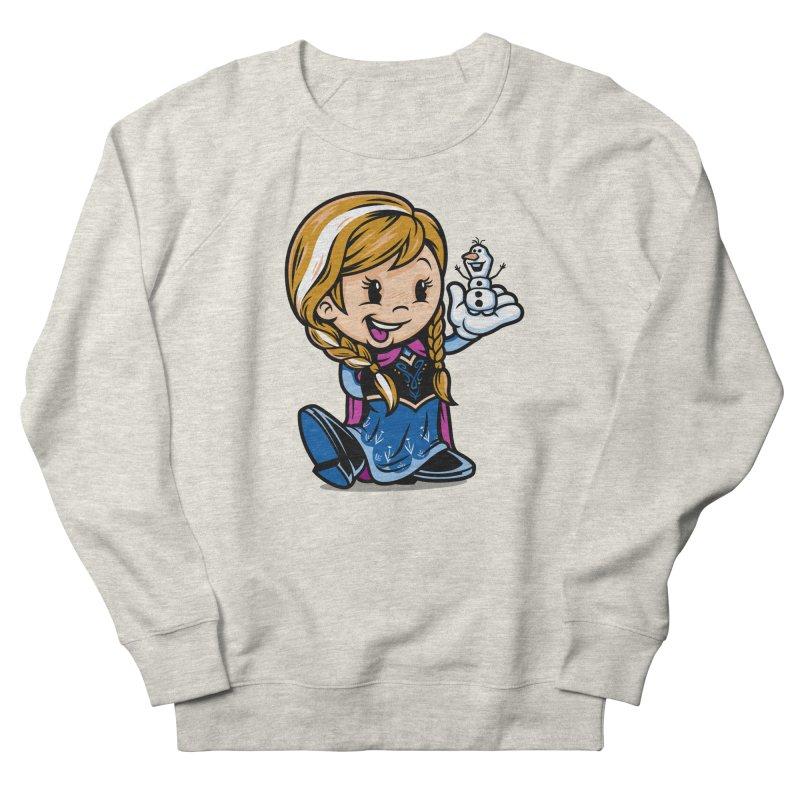Vintage Anna Men's Sweatshirt by harebrained's Artist Shop