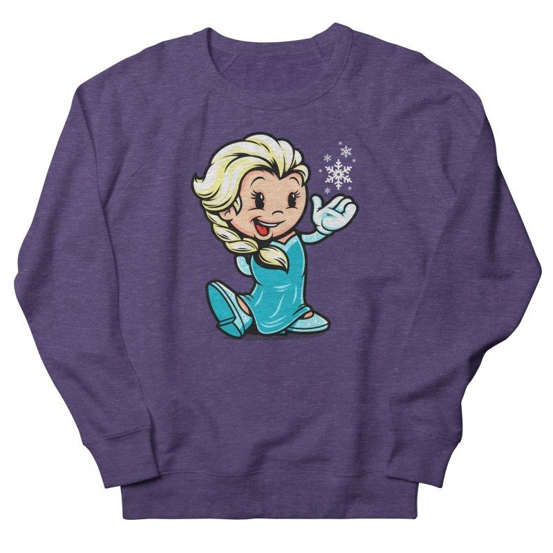 Vintage Elsa Women's Sweatshirt by harebrained's Artist Shop