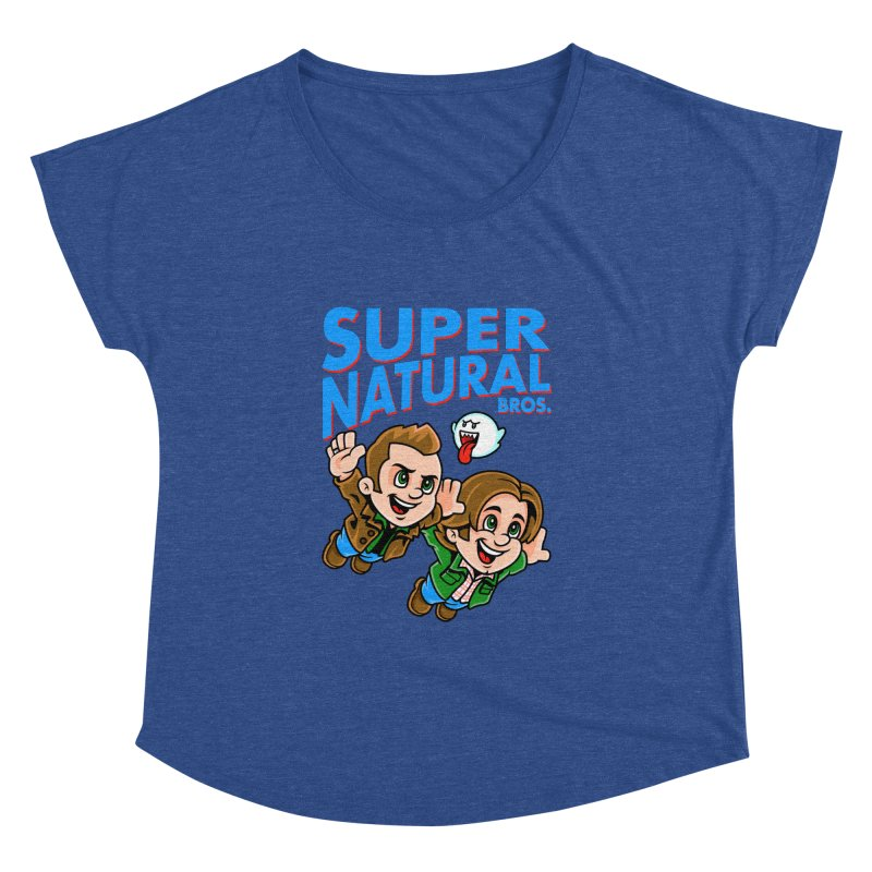 Super Natural Bros Women's Dolman by harebrained's Artist Shop