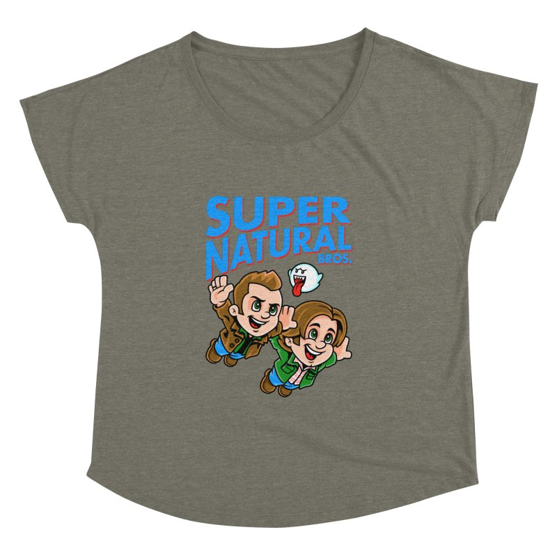 Super Natural Bros   by harebrained's Artist Shop
