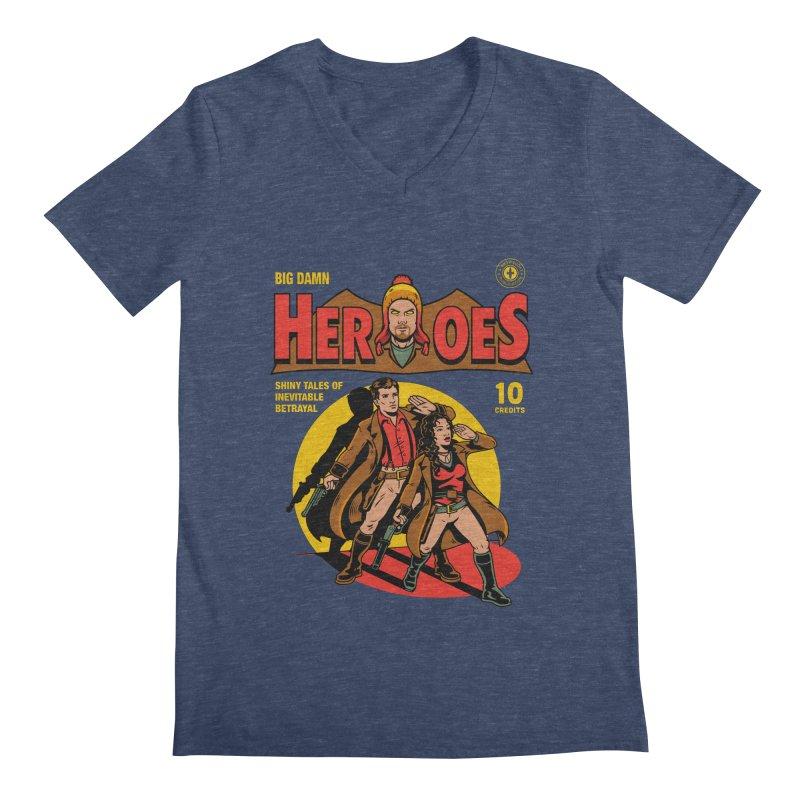 Big Damn Heroes Comic   by harebrained's Artist Shop