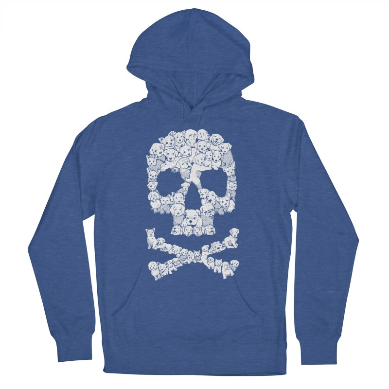 Pawsitively Bitchin Men's Pullover Hoody by harebrained's Artist Shop