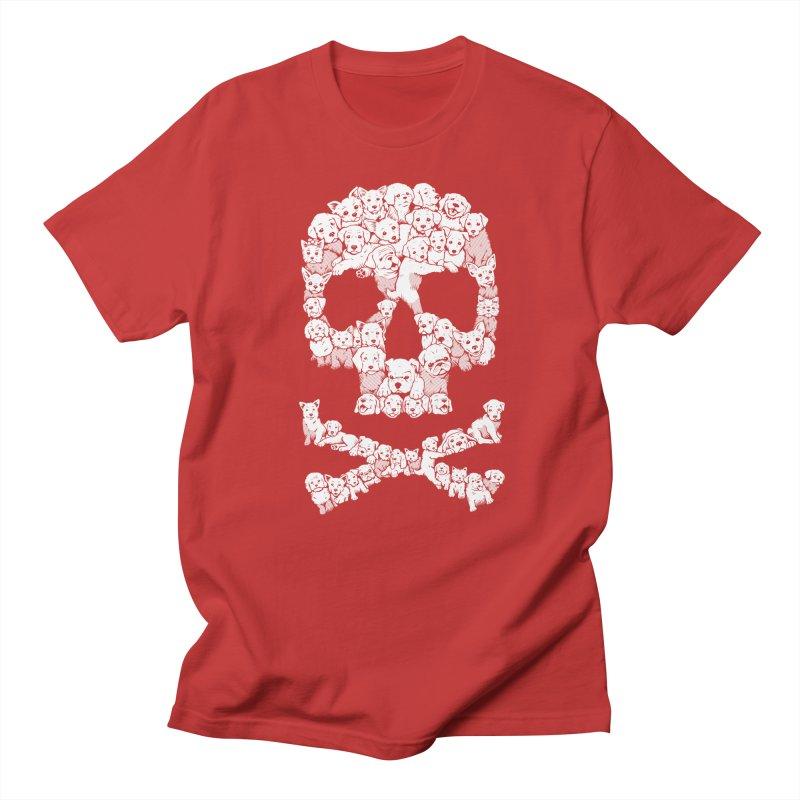 Pawsitively Bitchin Women's Regular Unisex T-Shirt by harebrained's Artist Shop