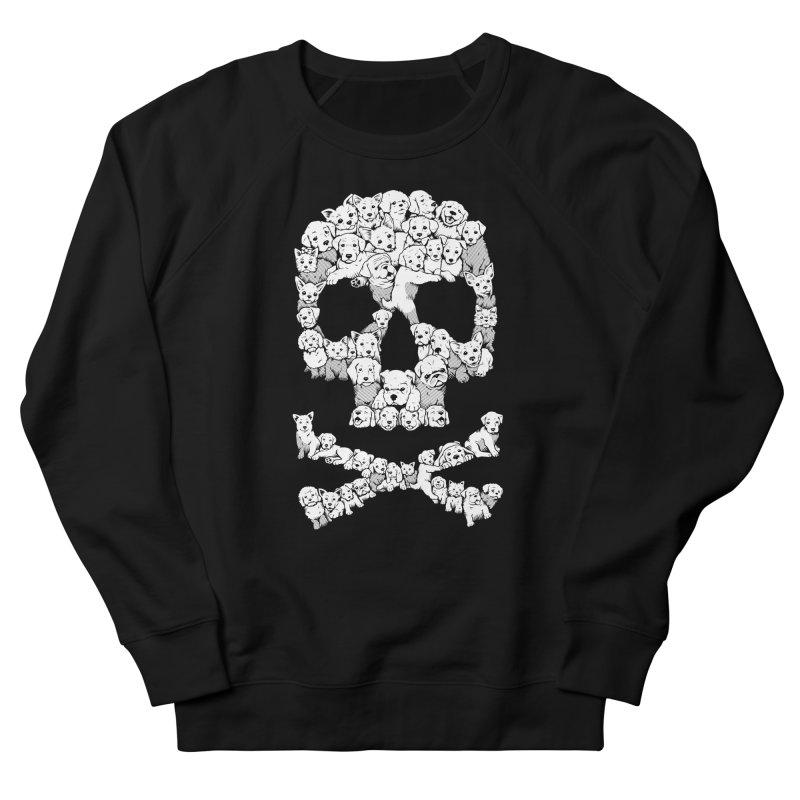 Pawsitively Bitchin Men's Sweatshirt by harebrained's Artist Shop
