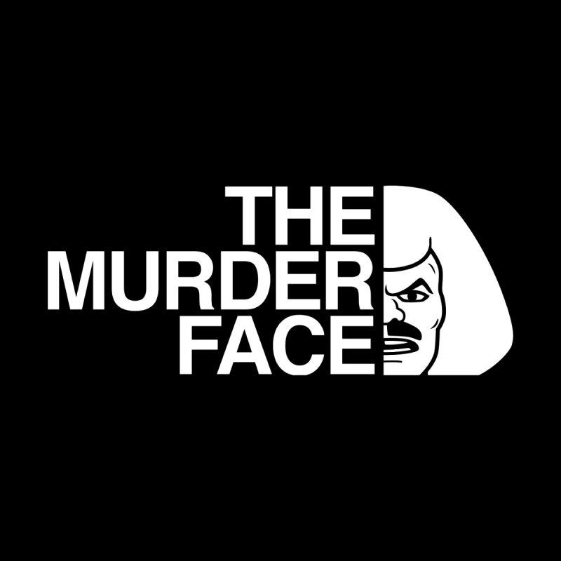 The Murder Face Logo Men's T-Shirt by harebrained's Artist Shop