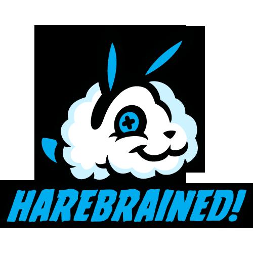 harebrained's Artist Shop Logo