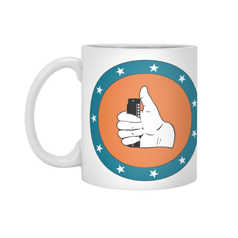 Thumb Up Accessories Standard Mug by Harmonica's Shop