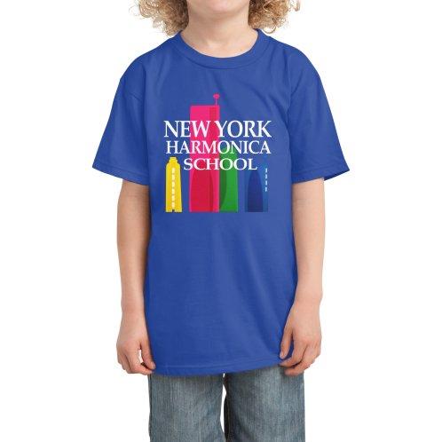 image for New York Harmonica School