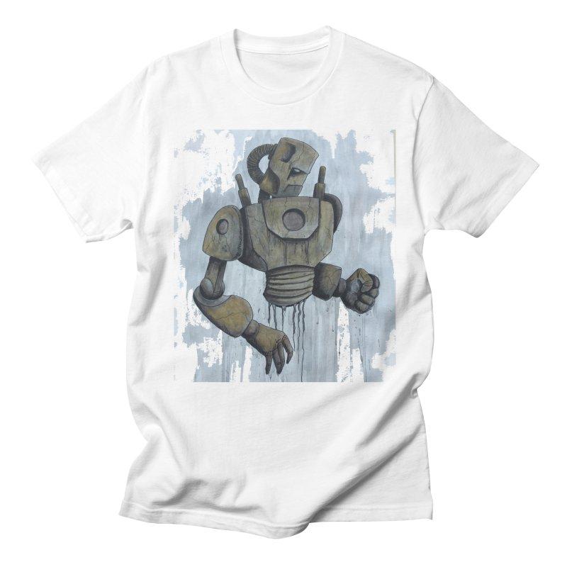 Full Metal Antique Men's Regular T-Shirt by harvestmoon's Artist Shop