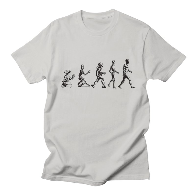 Darwin's Th3ory Men's Regular T-Shirt by harvestmoon's Artist Shop