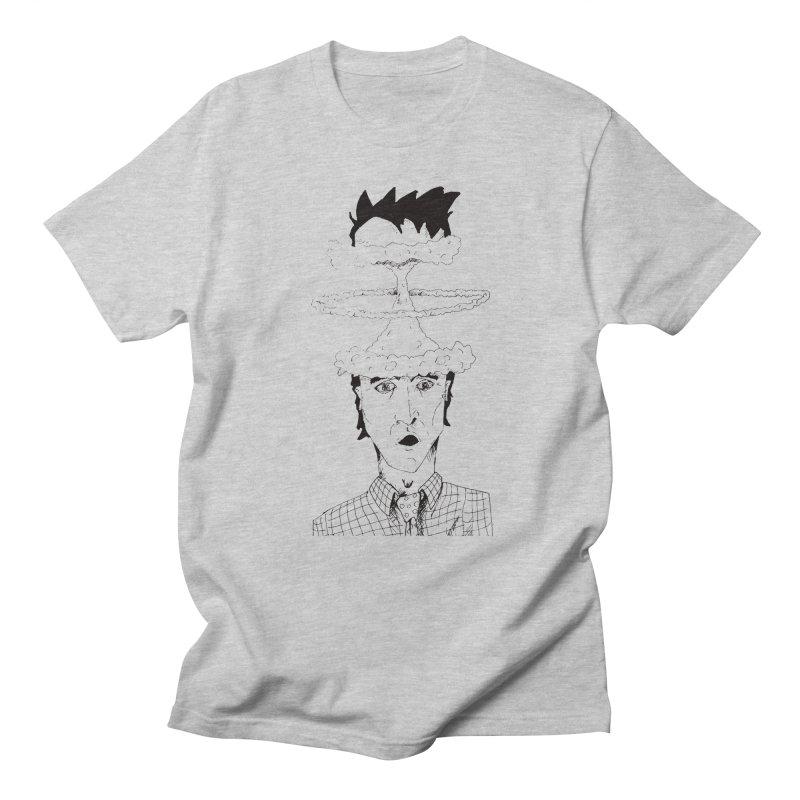 Mind Blown Men's T-shirt by harvestmoon's Artist Shop
