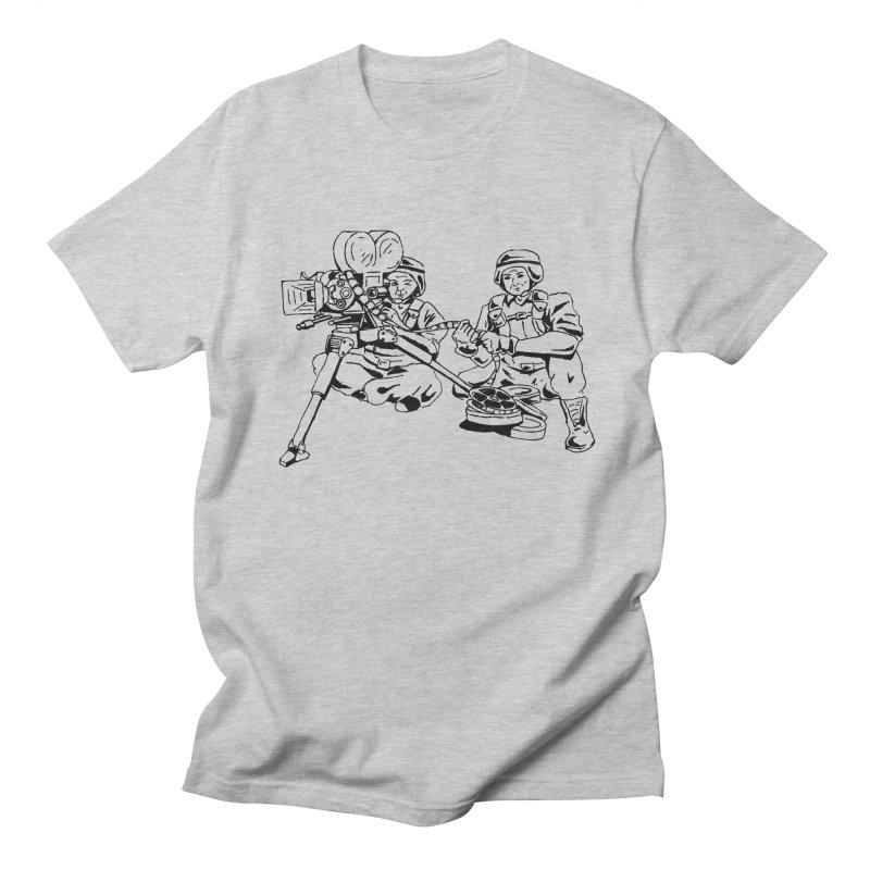 Shooting Film Men's T-shirt by harvestmoon's Artist Shop
