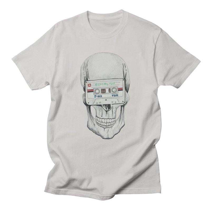 Killer Mix Tape Men's T-shirt by harvestmoon's Artist Shop
