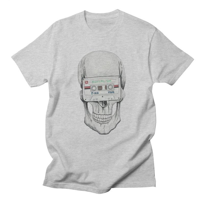 Killer Mix Tape Men's Regular T-Shirt by harvestmoon's Artist Shop