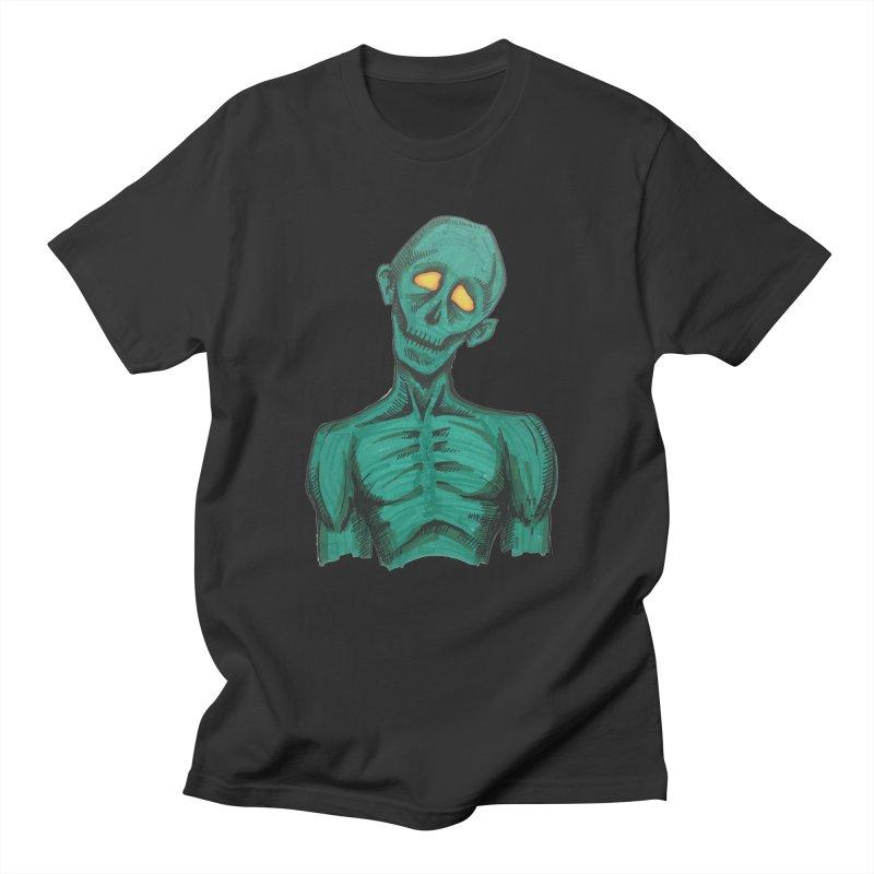 The Undead Men's Regular T-Shirt by harvestmoon's Artist Shop
