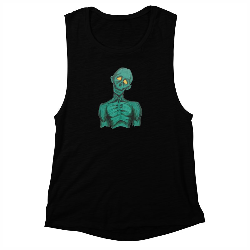 The Undead Women's Muscle Tank by harvestmoon's Artist Shop