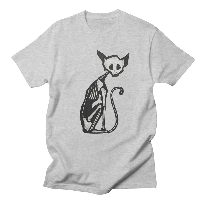 Scaredy Cat Men's T-Shirt by harvestmoon's Artist Shop