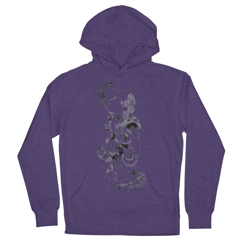 consume Me Men's Pullover Hoody by Hasan's Crib