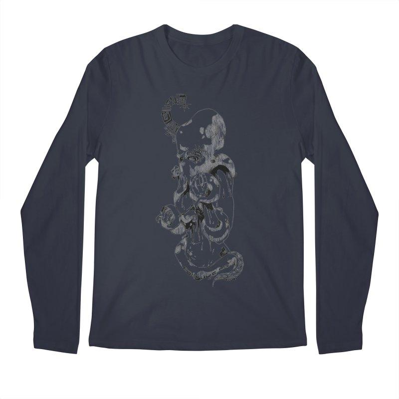 consume Me Men's Longsleeve T-Shirt by Hasan's Crib