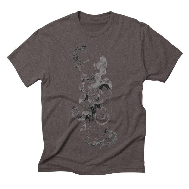 consume Me Men's Triblend T-shirt by Hasan's Crib