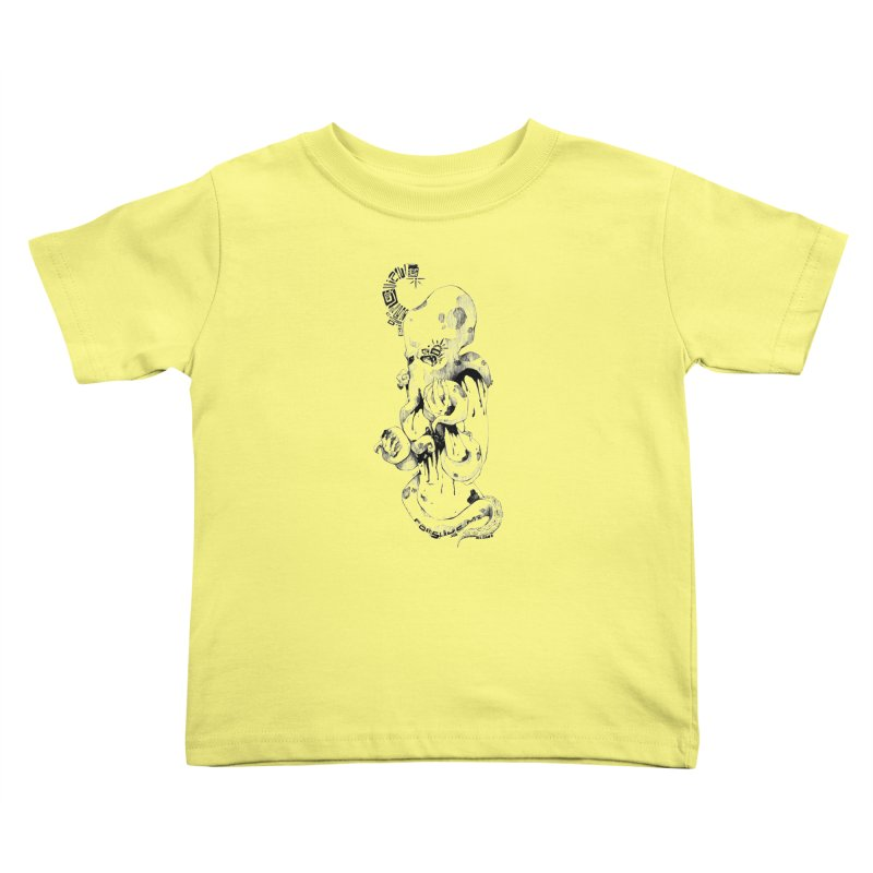 consume Me Kids Toddler T-Shirt by Hasan's Crib