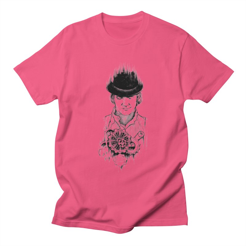 clockwork Alex Men's T-Shirt by Hasan's Crib