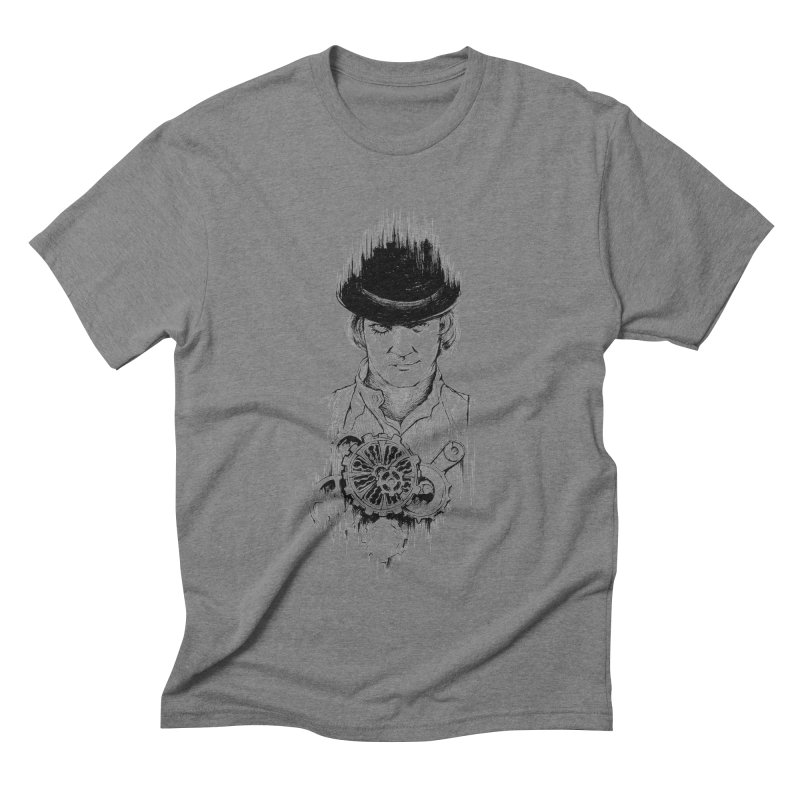 clockwork Alex Men's Triblend T-Shirt by Hasan's Crib