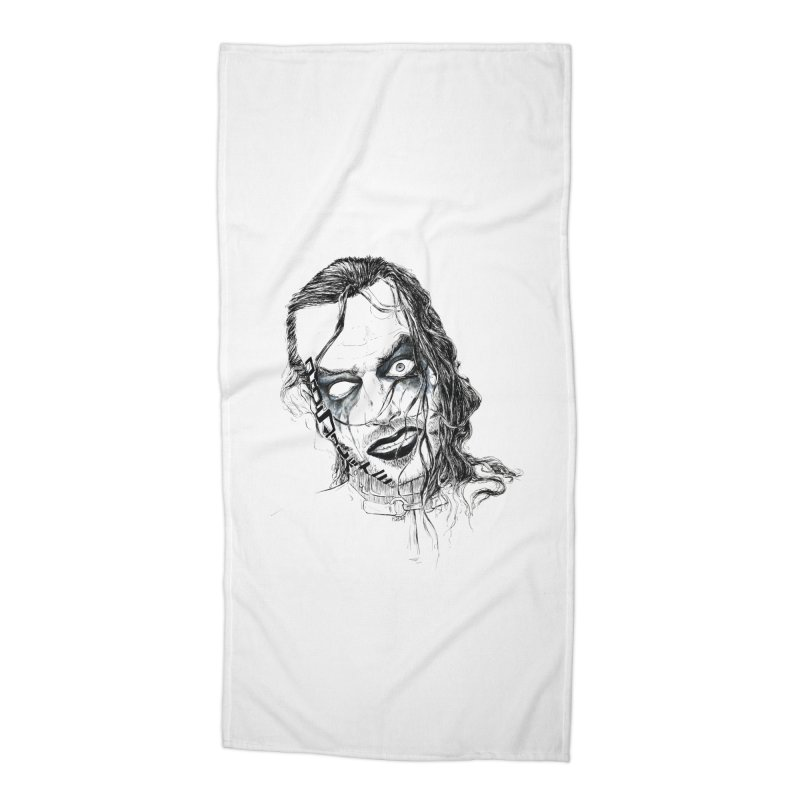 obsolete Brother Nero Accessories Beach Towel by Hasan's Crib